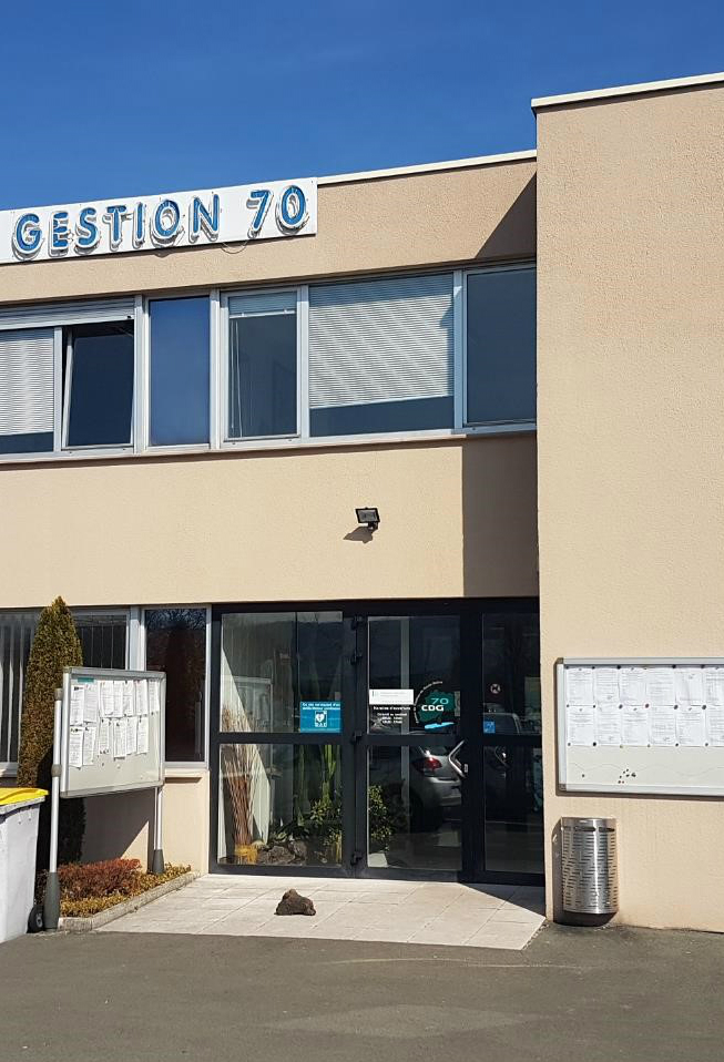 A vendre ou à louer : bureaux à Noidans-lès-Vesoul