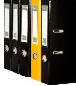 Restitution de dossiers individuels administratifs