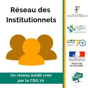 Réseau des institutionnels - La TVA des activités du secteur local public