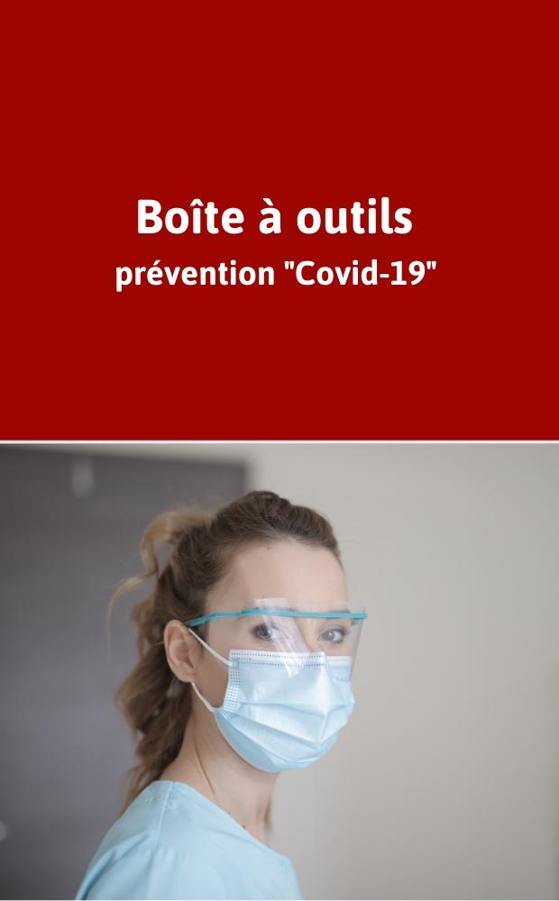 Boîte à outils prévention COVID-19