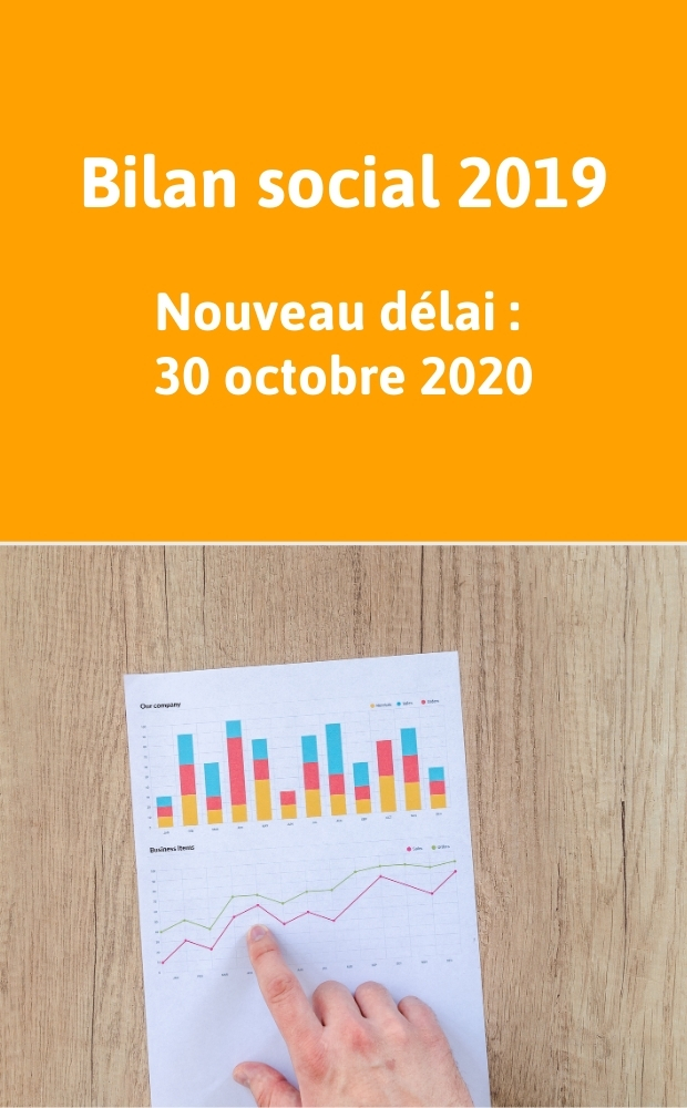 Bilan social 2019 – Campagne 2020