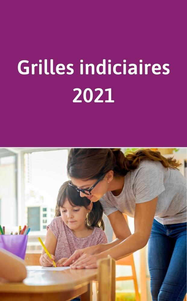 Grilles indiciaires 2021 – Catégorie C