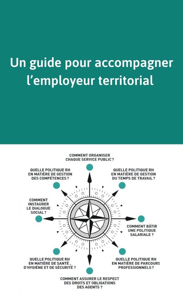 Guide «Le maire, employeur territorial»