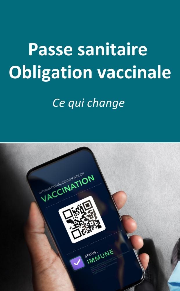 Passe sanitaire et obligation vaccinale pour les agents de la FPT